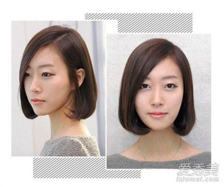 沙宣发型图片女短发图片
