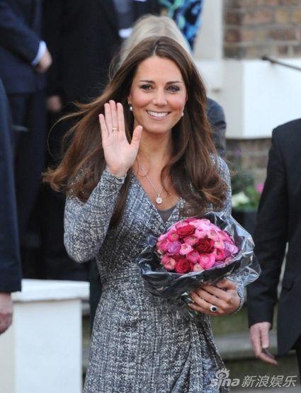各国平民王妃大盘点 戴安娜凯特拉尼娅唐纳森